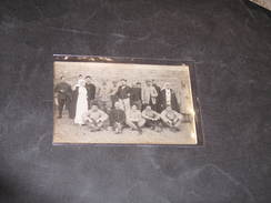 PHOTO CARTE - HOPITAL Militaire - - 1914-18