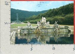 CARTOLINA VG ITALIA - CASERTA - Parco Reale - Fontana Di Cerere - 10 X 15 - ANN. 1991 - Caserta