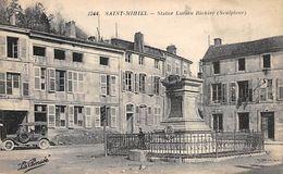 CPA - Saint Mihiel Statue Lucien Richier Animée - Saint Mihiel
