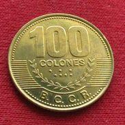 Costa Rica 100 Colones 2007 KM# 240a - Costa Rica
