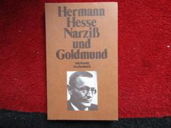 Narziß Und Goldmund (Hermann  Hesse) éditions De 1981 - Livres, BD, Revues