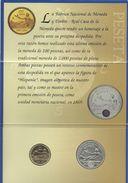 ESPAÑA ÚTIMA EMISION DE LA PESETA MONEDA DE 100 Pts. (V. B. C.08.17) - Otros