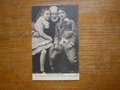 Victor Hugo Et Ses Petits-enfants , Georges Et Jeanne - Scrittori