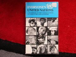 Everyone's United Nations /éditions De 1979 - Books, Magazines, Comics