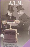 Télécarte Lettonie °° Urmet-20-Téléphone ATM 1929 - Latvia