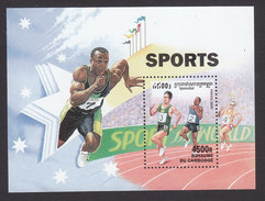 Cambodia, Scott #2044, Mint Hinged, Sports, Issued 2000 - Cambodge