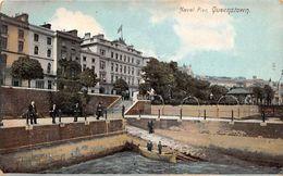 Queenstown, Ireland Cork - Naval Pier - Cork