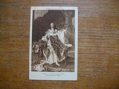 Louis XV , Roi De France - Koninklijke Families