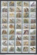 Netherlands Nederland 2011,74V,complete Set,birds,vogels,vögel,oiseaux,pajaros,uccelli,aves,MNH/Postfris(C261) - Oiseaux