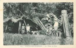 Vanuatu - Nouvelles-Hébrides - Les Tabous De Rano (sculptures Totémiques) - Carte C.F.N.H. N° 113 Non Circulée - Vanuatu