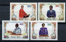 1982 - NAURU - Catg. Mi. 259/262 - NH - (R-SI.331.713 -  56) - Nauru