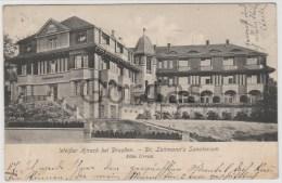 Germany - Weisser Hirsch Bei Dresden - Dr. Lahmann's Sanatorium - Dresden
