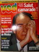 Revue VSD N° 979 (30/05 Au 5/06/96).  Scan Couverture Et Programme (Georges Marchais S'en Va ...) - Gente