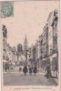 Calvados : LISIEUX :  Grande  Rue - Lisieux