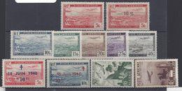 ALGERIE - P. Aérienne N° 1 - 1A - 2 - 3 - Neufs X - N° 4 à 9 + 13 - Neufs Sans Charnières XX - TB - Cote 20 € - Algeria (1924-1962)