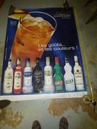 Grande AFFICHE Publicitaire MARTINI Dimensions  160 Cm X 120 Cm (année 2006) - Posters