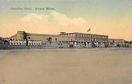 Chorrillos Peru - Escuela Militar - Peru