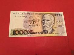 1000 CRUZADOS  BRAZIL (SUP) - Brésil
