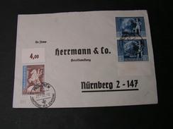 DR Cv. 1942 - Storia Postale