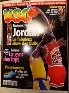 Revue VSD N° 975 ( 2 Au 8/05/96).  Scan Couverture Et Programme (Chirac Photo Gags - Michael Jordan ...) - People