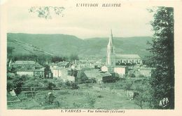 - Depts Div.-ref-RR335- Aveyron - Vabres - Vue Generale ( Levant ) - Carte Bon Etat - - Vabres