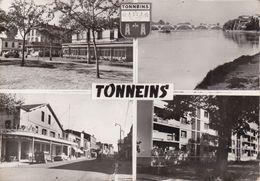 CPSM/gf  (47)  TONNEINS.  Multivues. ..G619 - Tonneins