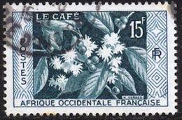 Africa Occidental Francesa Usado U 62 (o) Foto Estandar. 1956 - A.O.F. (1934-1959)