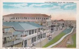 Panama Colon Front Street