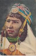 Africa Mauresque De Sud In Traditional Costume - Costumi