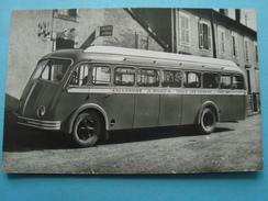 88 - Thaon Les Vosges - Carte Photo - Excursions - Cars Borca - Thaon Les Vosges