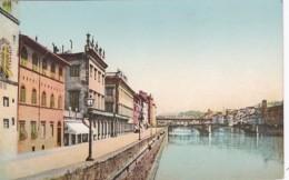 Italy Firenze Lung' Arno Corsini