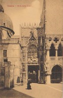 Italy Venezia Porta della Corta