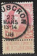 _7Be-860: N° 74: Type E11-m2 : MOUSCRON - 1905 Barbas Largas
