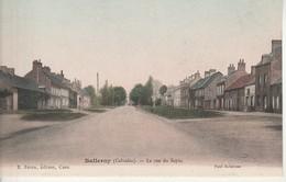Balleroy-La Rue Du Sapin-Edit.Feron. - France