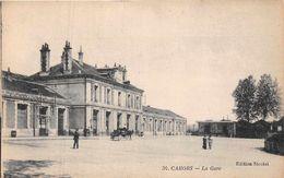 CAHORS  -  La Gare (edts Nicolai ) - Cahors