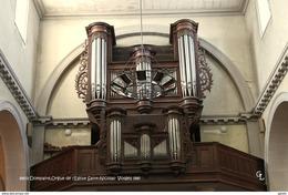 Dompaire (88)- Orgue De L'Eglise Saint-Nicolas (EDITION à TIRAGE LIMITE) - Dompaire