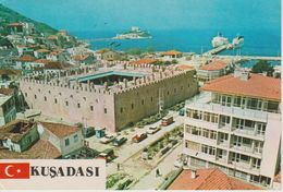 (TQ139) KUSADASI. CARAVANSERAIL AND GUVERCINKAYA - Turkey