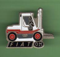 FIAT *** FENWICK *** A018 - Transport