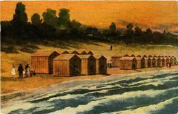 CPA Venezia Lido-Spiaggia. ITALY (523459) - Italie