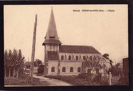 CONCHY-LES-POTS (60) - L'église - Autres Communes