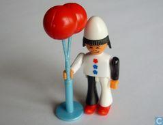 Jahrmarkt Der Fantasie 1999 / Ballonverkäufer + BPZ - Maxi (Kinder-)