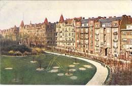TCHEQUIE ( Europe De L'Est ) PRAHA Prag Prague : Kralovske Vinohrady - CPA Illustrée Colorisée N° 106 Série Minerva - Tsjechië