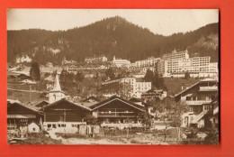 NEC-16  Leysin Chalets Et Hotels. Cachet 1916 - VD Vaud
