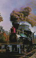 New Hampshire White Mountain Central Railroad Heisler Steam Loco
