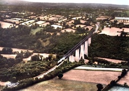 #& Beny Bocage - Vue Aérienne  Du Viaduc De La Souleuvre - Autres Communes