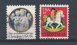 Verenigde Staten   Y / T  1226 / 1227   (O) - Gebraucht