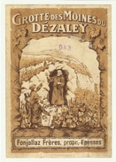 Rare // Dézaley 1943, Fonjallaz Frères, Epesses, Vaud // Suisse - Etiquettes