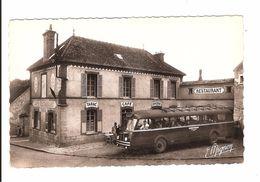 NANTEAU SUR LUNAIN - CAFE HOTEL DE LA VALLEE DU LUNAIN - Autres Communes