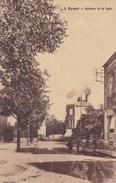 CPA Eymet, Avenue De La Gare (pk37897) - Other Municipalities