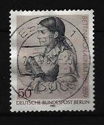 BERLIN Mi-Nr. 730 - 200. Geburtstag Von Bettina Von Arnim Gestempelt (5) - Gebraucht
